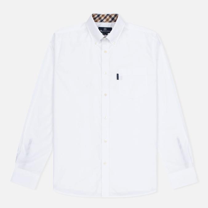 Мужская рубашка Aquascutum Eshton LS White