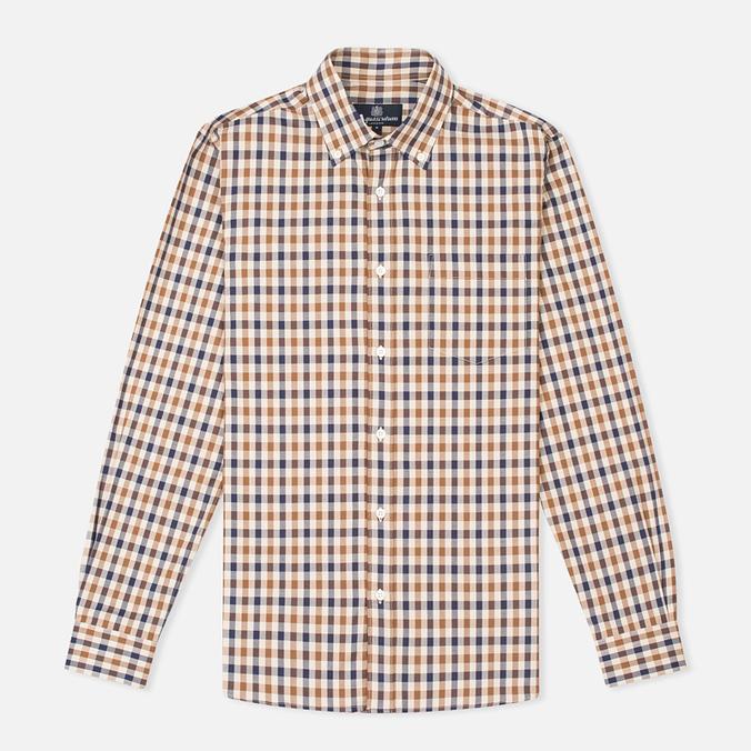 Мужская рубашка Aquascutum Harley CC Vicuna