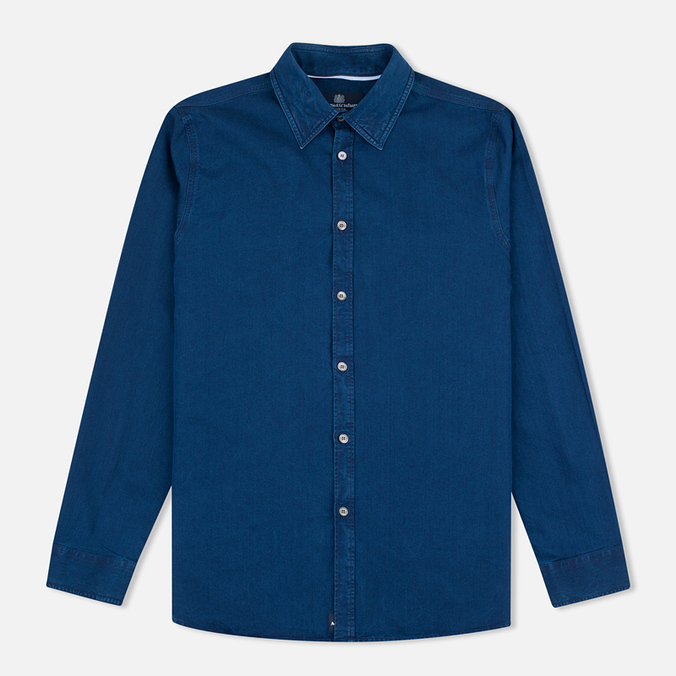 Мужская рубашка Aquascutum Hastings Indigo