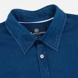 Мужская рубашка Aquascutum Hastings Indigo фото- 1