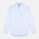 Мужская рубашка Aquascutum Leyburn Poplin Light Blue фото- 0
