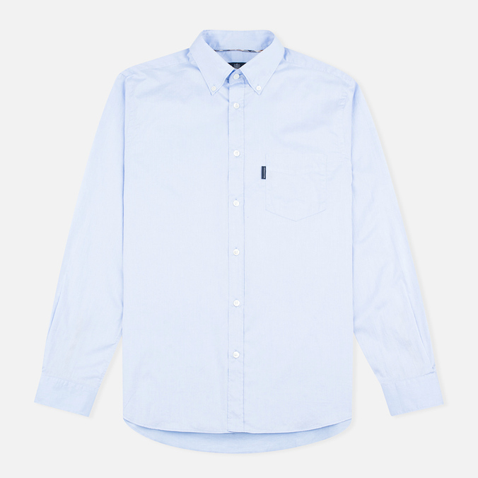 Мужская рубашка Aquascutum Leyburn Poplin Light Blue