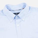 Мужская рубашка Aquascutum Leyburn Poplin Light Blue фото- 1