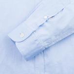 Мужская рубашка Aquascutum Leyburn Poplin Light Blue фото- 3