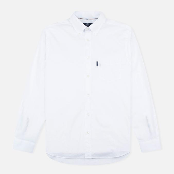 Мужская рубашка Aquascutum Leyburn Poplin White