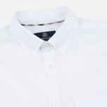 Мужская рубашка Aquascutum Leyburn Poplin White фото- 1