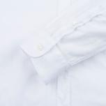 Мужская рубашка Aquascutum Leyburn Poplin White фото- 3