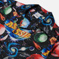 Мужская рубашка ASSID Bad World Hawaiian Black/Multicolor фото - 1