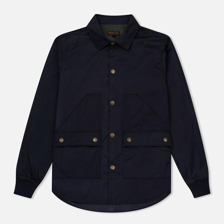 Мужская рубашка Barbour Alan Overshirt Navy