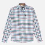 Мужская рубашка Barbour Albert Plum фото- 0