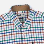 Barbour Albert Men's Shirt Plum photo- 1