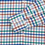 Barbour Albert Men's Shirt Plum photo- 3