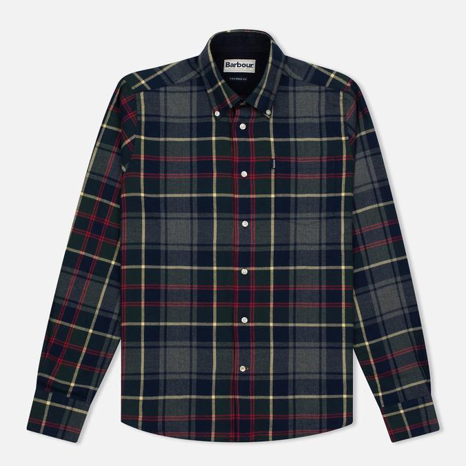 Мужская рубашка Barbour Alvin Grey Marl