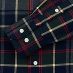 Мужская рубашка Barbour Alvin Grey Marl фото- 3