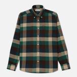 Мужская рубашка Barbour Angus Green фото- 0