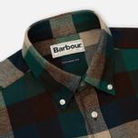 Мужская рубашка Barbour Angus Green фото- 1