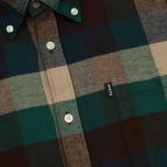 Мужская рубашка Barbour Angus Green фото- 2