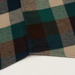Мужская рубашка Barbour Angus Green фото- 4