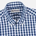 Мужская рубашка Barbour Auton Check Navy фото- 1