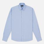 Мужская рубашка Barbour Avoch Sky Blue фото- 0