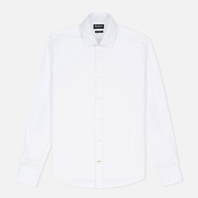 Мужская рубашка Barbour Avoch White