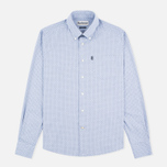 Barbour Barney Chambray Men's Shirt Blue photo- 0