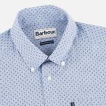 Barbour Barney Chambray Men's Shirt Blue photo- 1