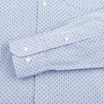 Barbour Barney Chambray Men's Shirt Blue photo- 3