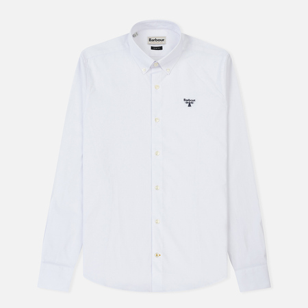 Мужская рубашка Barbour Beacon Seathwaite White