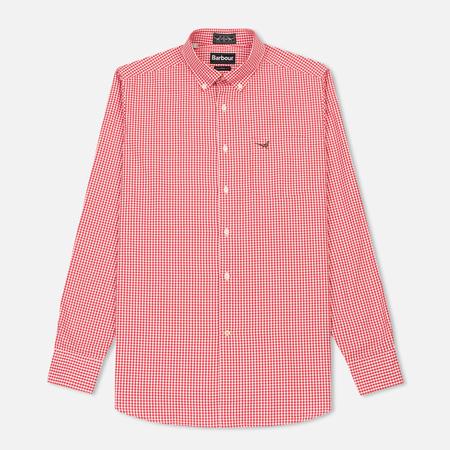 Мужская рубашка Barbour Berkshire Red