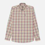 Мужская рубашка Barbour Bibury Green фото- 0