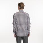 Мужская рубашка Barbour Bruce Mocha фото- 6