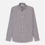 Мужская рубашка Barbour Bruce Mocha фото- 0