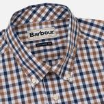 Мужская рубашка Barbour Bruce Mocha фото- 1