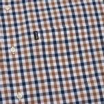 Мужская рубашка Barbour Bruce Mocha фото- 2