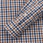 Мужская рубашка Barbour Bruce Mocha фото- 3