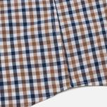Мужская рубашка Barbour Bruce Mocha фото- 4