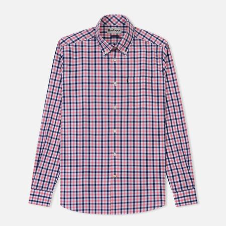 Мужская рубашка Barbour Bruce Pink
