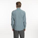 Мужская рубашка Barbour Bruce Racing Green фото- 6