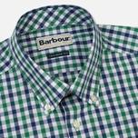 Мужская рубашка Barbour Bruce Racing Green фото- 1