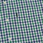 Мужская рубашка Barbour Bruce Racing Green фото- 2