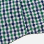 Мужская рубашка Barbour Bruce Racing Green фото- 4