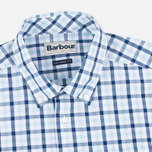 Мужская рубашка Barbour Bruce Sea Blue фото- 1