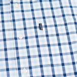Мужская рубашка Barbour Bruce Sea Blue фото- 2