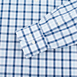 Мужская рубашка Barbour Bruce Sea Blue фото- 3