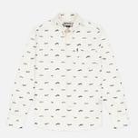 Мужская рубашка Barbour Carp Chalk фото- 0