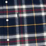 Мужская рубашка Barbour Castlebay Navy фото- 2