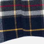 Мужская рубашка Barbour Castlebay Navy фото- 4