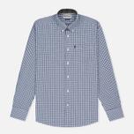 Мужская рубашка Barbour Country Gingham Navy фото- 0
