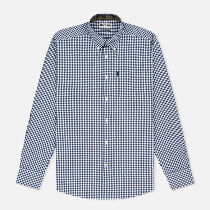 Мужская рубашка Barbour Country Gingham Navy